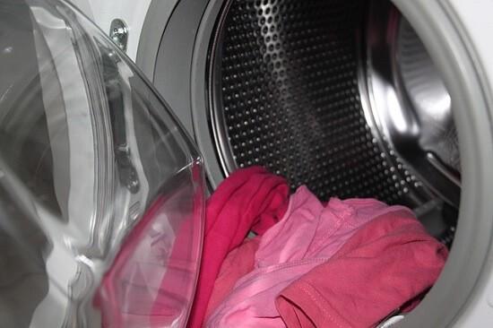 przepełnienie bębna pralki