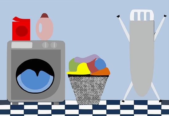 użytkowanie pralki
